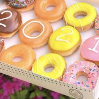 Krispy Kreme: FREE Dozen Doughnuts for High School & College Seniors (Today Only)