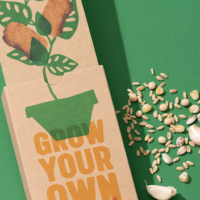 """FREE """"Grow Your Own Meat"""" Seed Pack from Alpha Foods"""