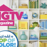 FREE 2-Year Subscription to HGTV Magazine