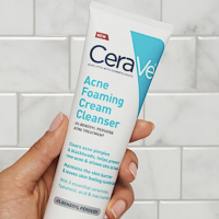 FREE Sample of CeraVe Acne Foaming Cream Cleanser