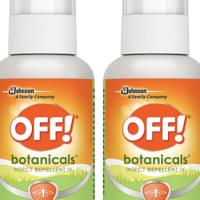Possible FREE Sample of OFF! Botanicals Spritz