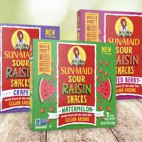FREE Sample of Sun-Maid Fruity Raisin Snacks (Alexa or Google Assistant)