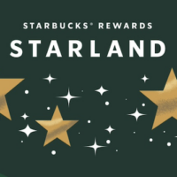 Starbucks Starland Instant Win Game (2 Million+ Win FREE Bonus Stars)