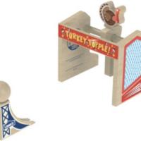 Lowe's DIY Kids Workshop: FREE Turkey Topple Kit in November (Register Now)
